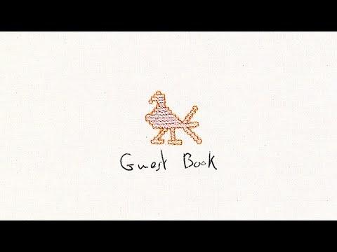 Guestbook Lyrics - Novo Amor | Official Audio