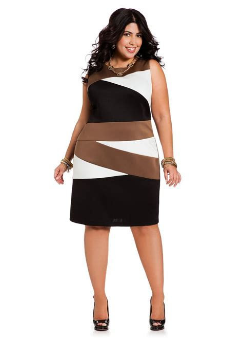 342 best images about Ashley Stewart Big Girl Styles on