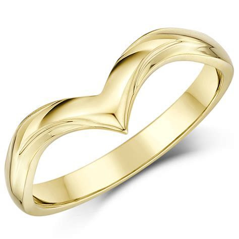 Yellow Gold Rings   Plain 18ct or 9ct Yellow Gold Wedding