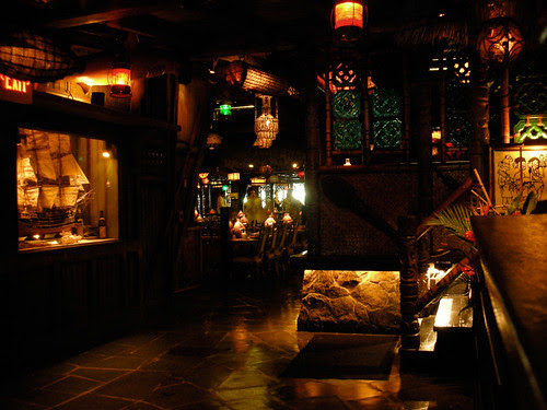 Mai Kai Restaurant Foyer, Fort Lauderdale, FL