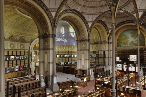 Bibliotheque Nationale de France