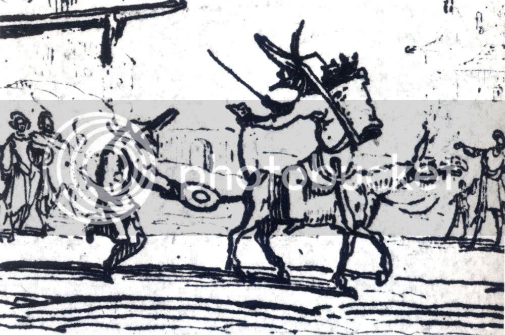 Jacques Callot- assuada, séc XVII