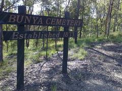 Bunya Cemetery