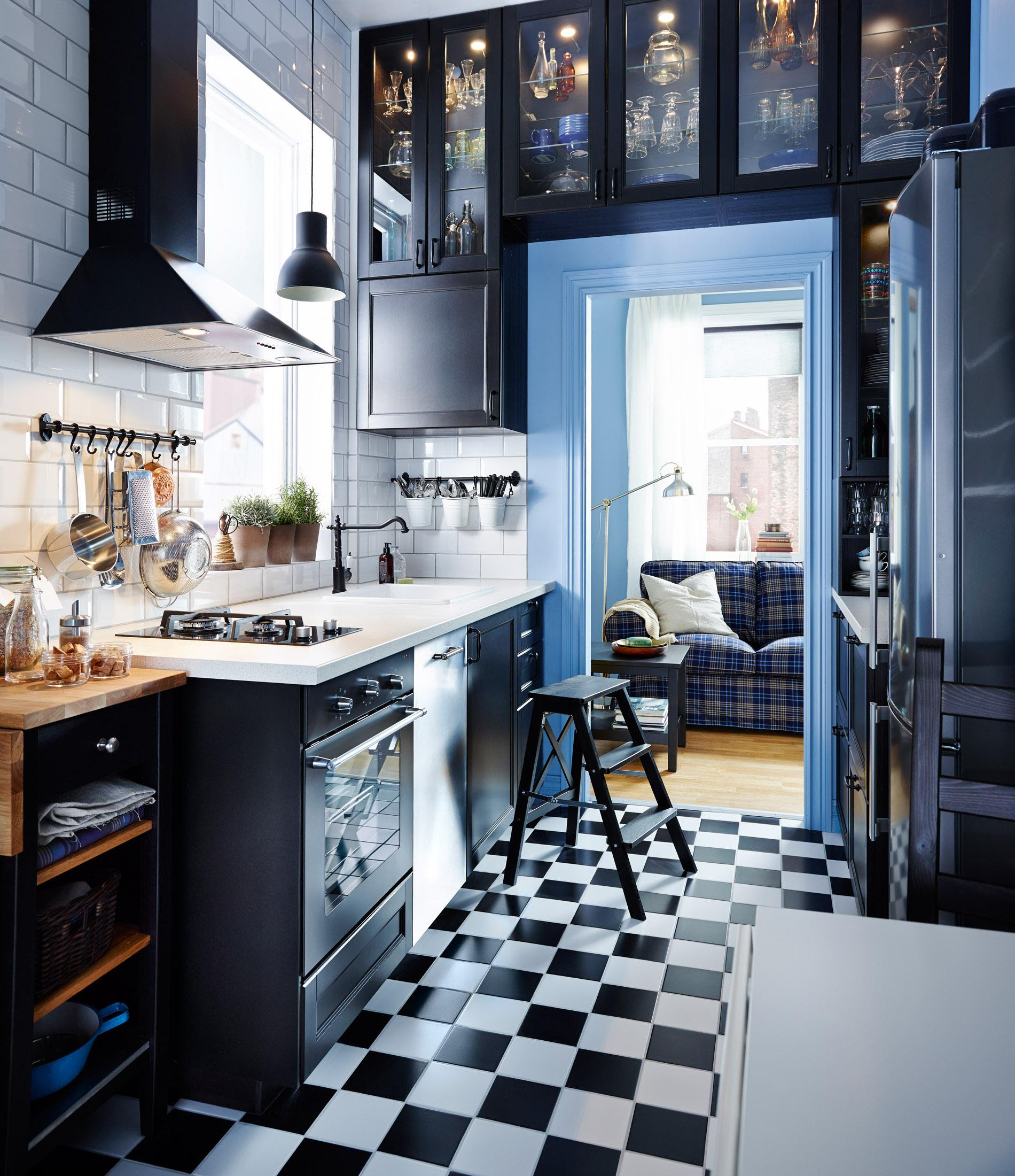 Küchenboden Fliesen Ideen Bauarena Kchenwelt Grosse ...