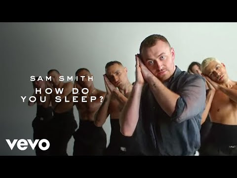 "Sam Smith - ""How Do You Sleep?"" (Video)"