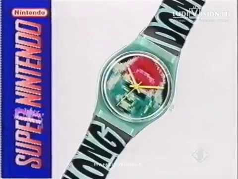 Nintendo - Donkey Kong Watch (1995)