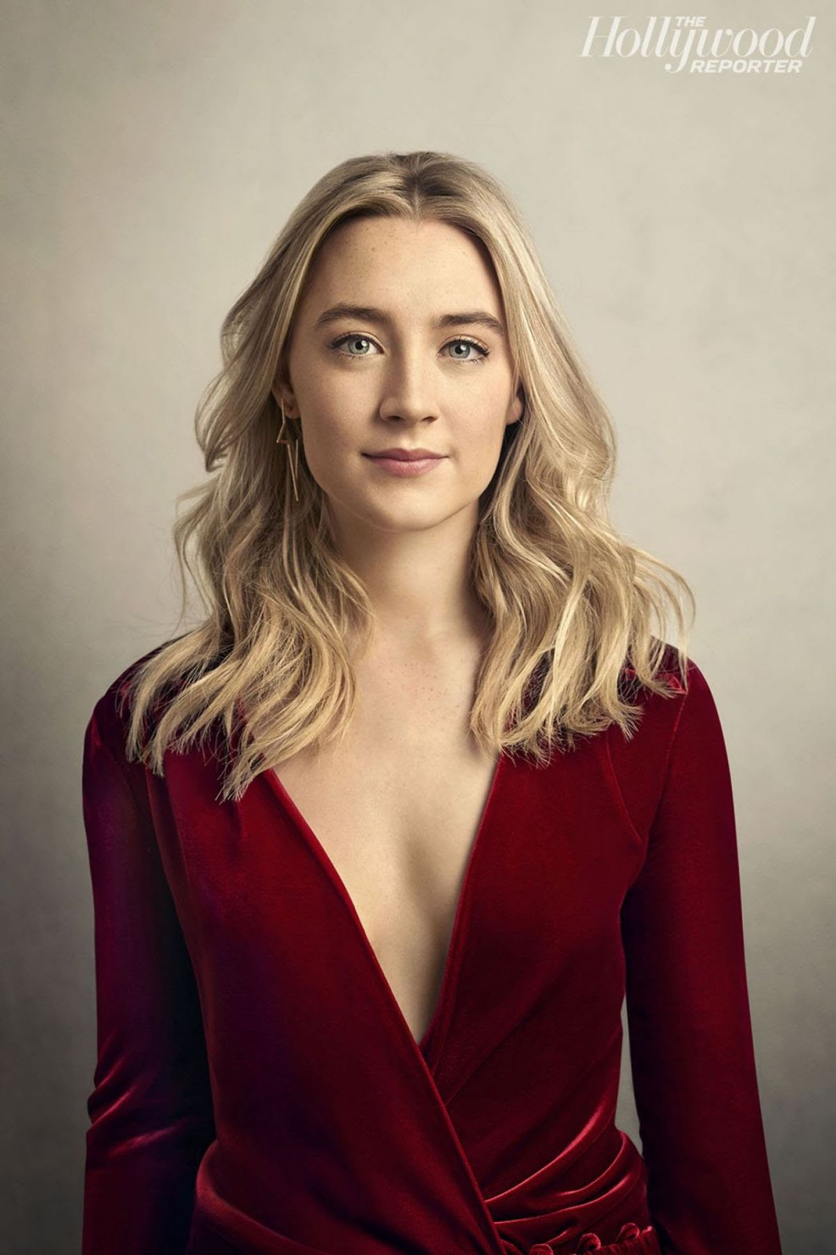 SAOIRSE RONAN for The Hollywood Reporter 03/15/2016