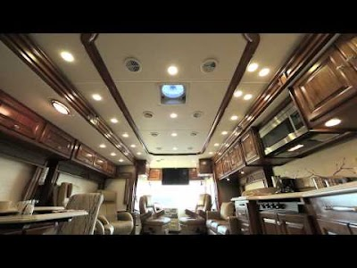 VIDEOS: A Closer Look at Tiffin Motor Homes