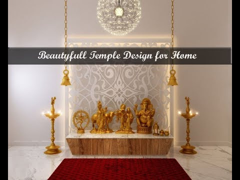 Temple Design At Home
