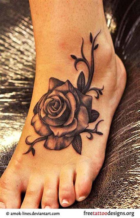 cool rose tattoo designs girls random talks