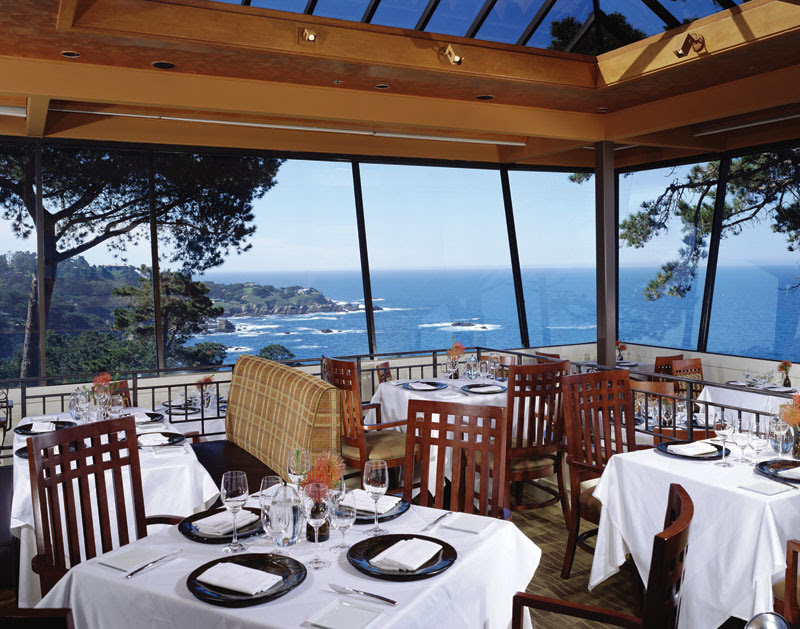 Pacifics Edge Restaurant Carmel Ca California Beaches
