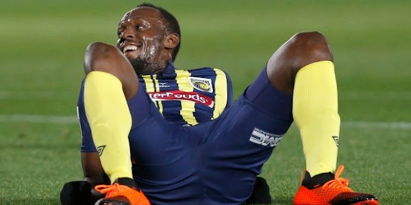Google News - Usain Bolt leaves Central Coast Mariners - Overview d98be17e1d