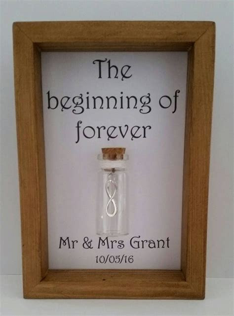 personalised wedding gifts wedding gift unique wedding