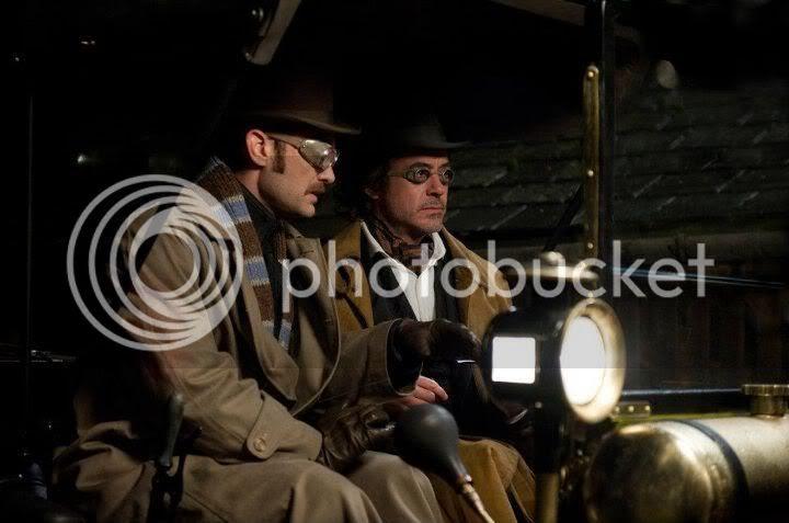 Sherlock Holmes 2 (Game of Shadows)