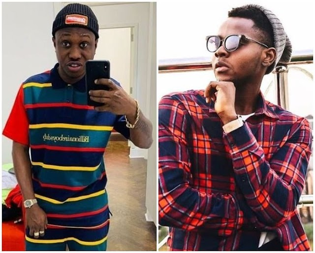 Kizz Daniel And Zlatan Flaunts Their Cars – Who Do You Think Is More Richer?