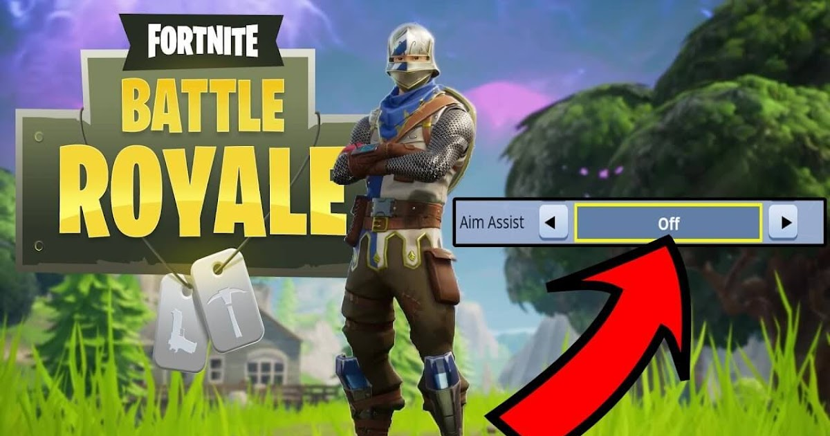 Fortnite Aim Assist With Mouse And Keyboard | Fortnite Free