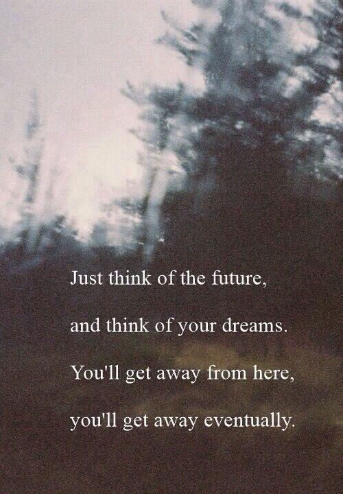 Me Love Happy Sad Music Quotes Lyrics Run Away Dreams Paramore