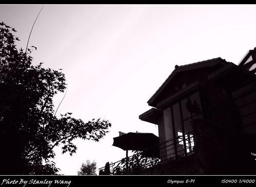 黑白一天@天空之城