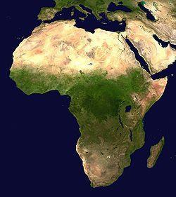 אפריקה – ויקיפדיה