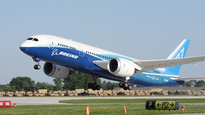 TECH ABHISHEK NEWS: Boeing to move all 787 Dreamliner production to South Carolina