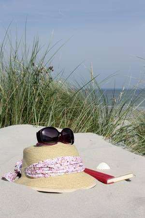 Bücher für den Sommerurlaub am Strand