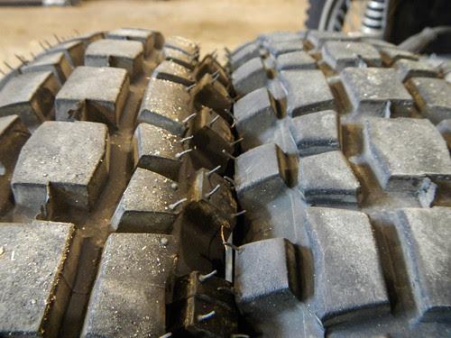 Ural Tire Rotation