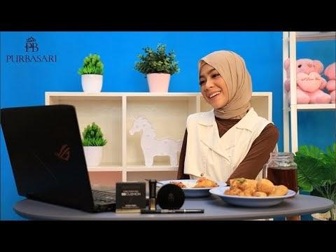 Tampil Fresh Saat Bulan Ramadhan dengan Purbasari | Purbasari Makeup
