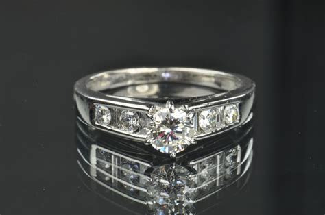 .94 Carat Diamond Engagement Ring / CLEARANCE SALE!! from