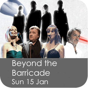 Beyond the Barricade Sunday 15 January