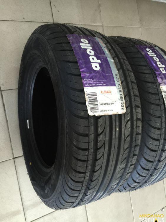 205 60 R13 Apollo India Bnew Tires Mindanao Tyrehaus