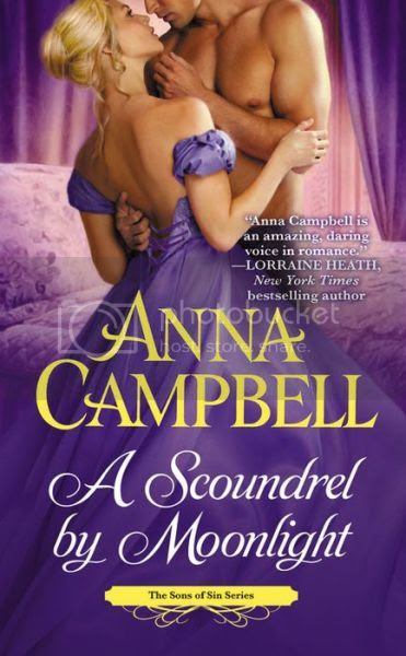 A Scoundrel by Moonlight Cover