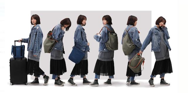【台灣製造】 一袋多變、百搭造型!GOURD 葫 緩急變化帆布包