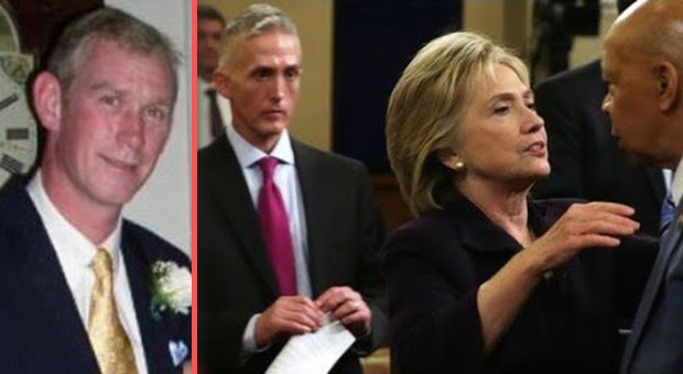 special agent david raynor was due to testify against hillary clinton when he died