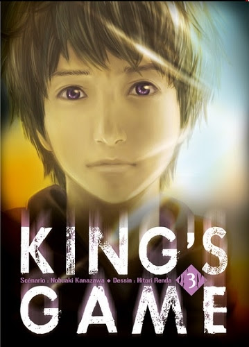 Couverture King's Game, tome 3
