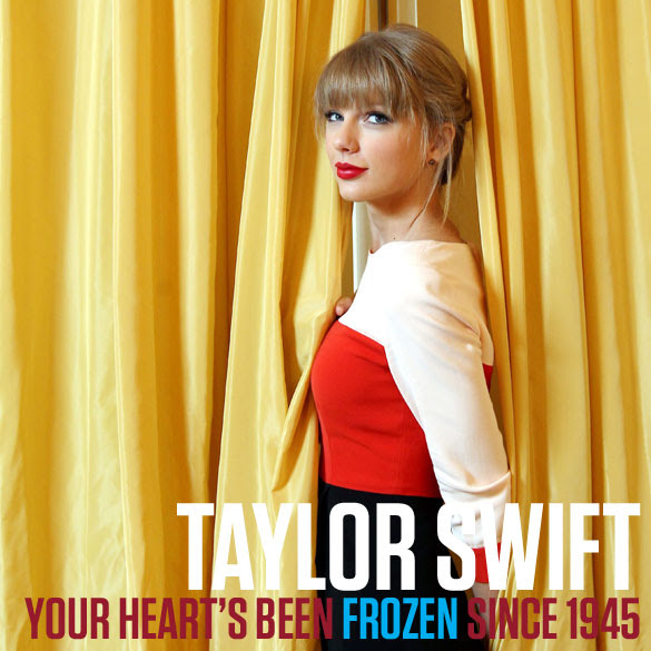 Your Heart's Been Frozen Since 1945
