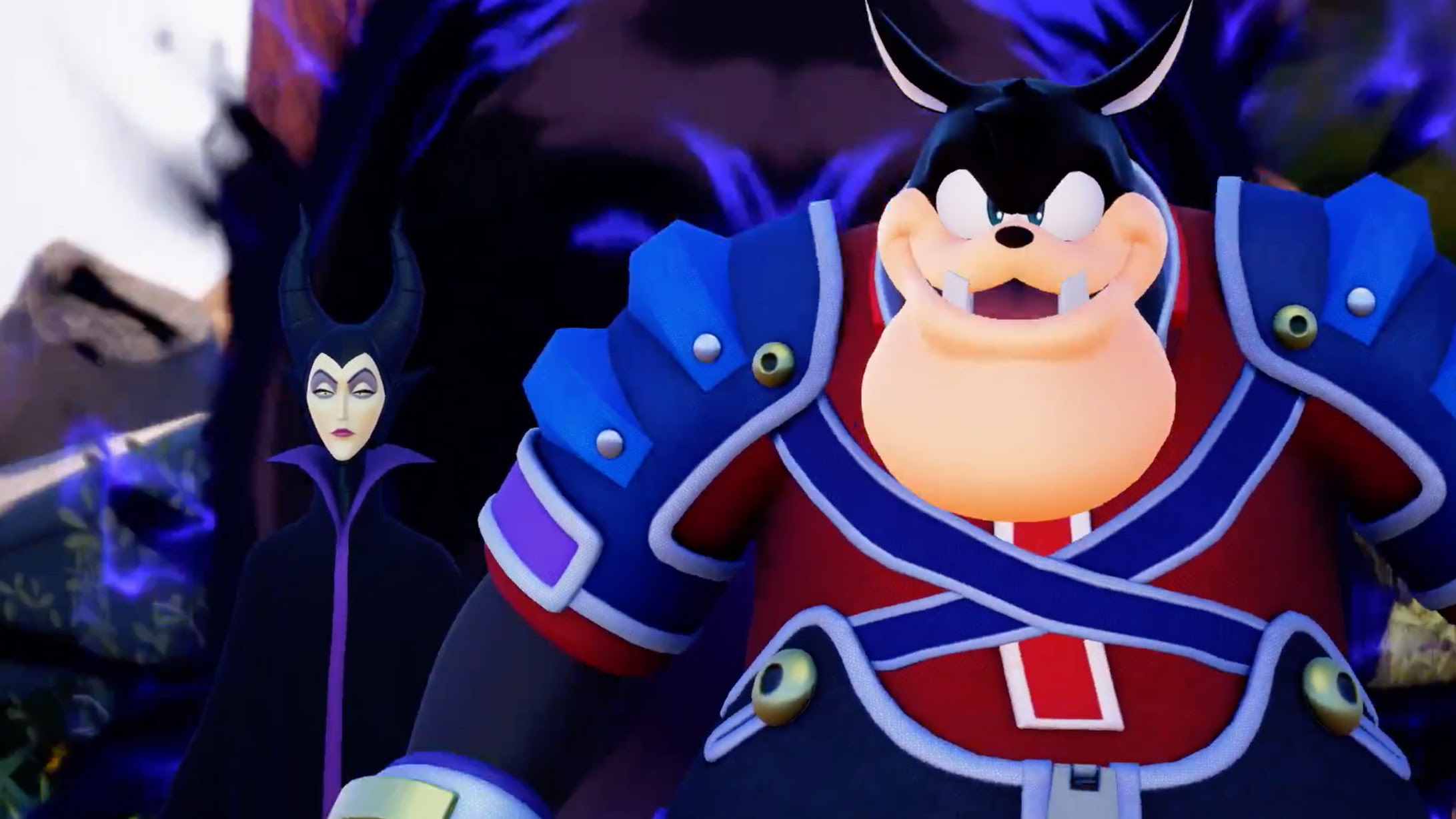 Watch this new Kingdom Hearts III trailer now because God only knows when we'll get the game screenshot