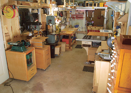 We Want to See Your Shop - FineWoodworking