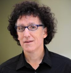 Wikimedia Foundation employee Jonathan Curiel in March 2012.