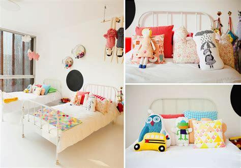 gemeinsame maedchen schlafzimmer deko ideen machen es und