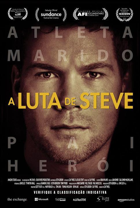 A Luta de Steve : Poster