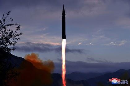 КНДР испытала новую зенитную ракету