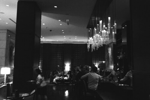 Ame Bar at St. Regis - Crowd