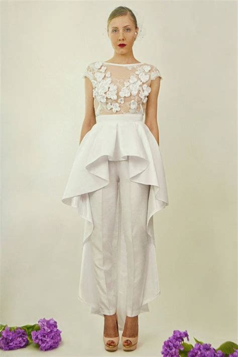 17 Impossibly Pretty Solange Inspired Bridal Jumpsuits