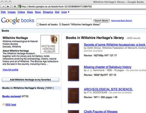 Wiltshite Heritage library on Google books http://books.google.co.uk/books?uid=5219389809471989792