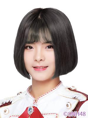 刘菊子 SNH48 TEAM NII成员 刘菊子