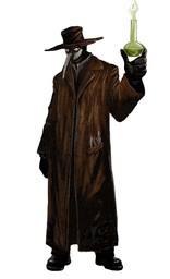Image result for curse of the crimson throne plague doctor