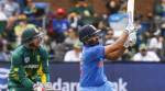 Opener Rohit Sharma gives the finishing touch, India clinch maiden ODI series win in South Africa