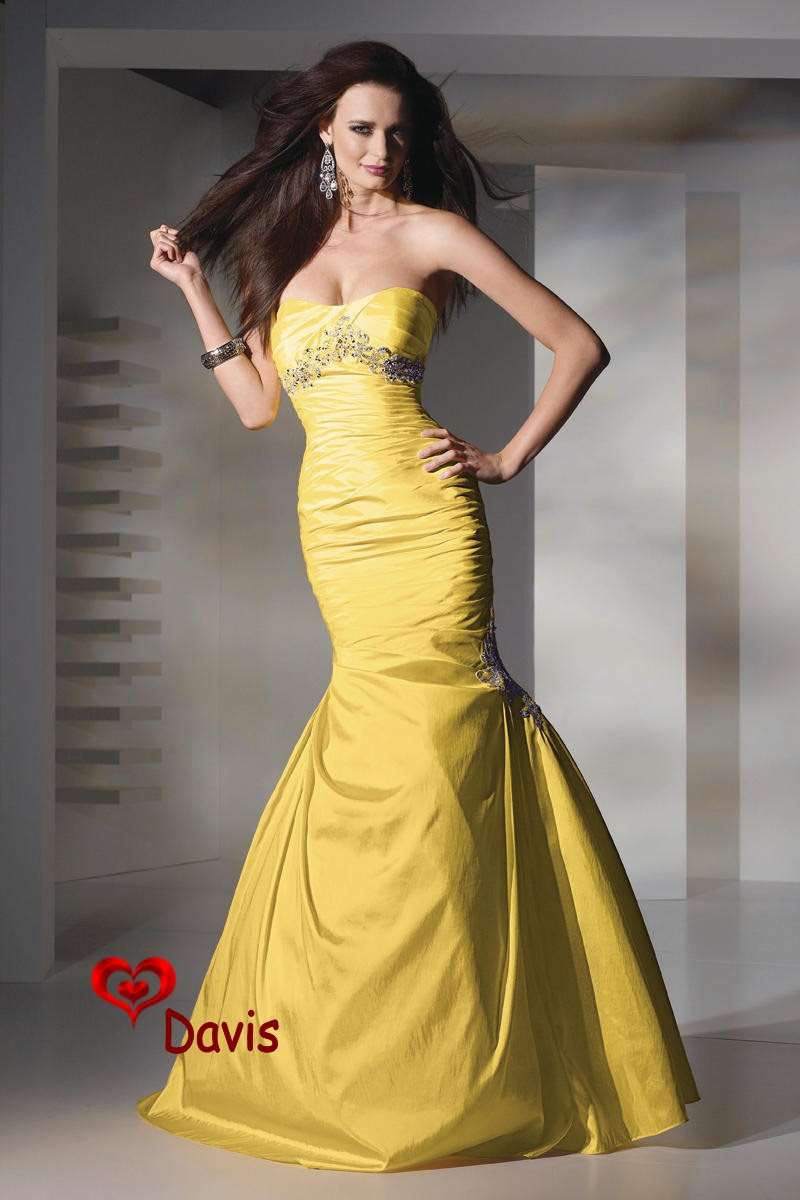 Top Ten Yellow Bridesmaid Dresses for a Cheerful Wedding
