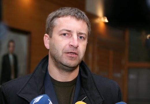 Bijušais Rīgas mērs Gundars Bojārs.