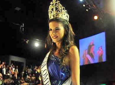 Elijen a Señorita Colombia  2010
